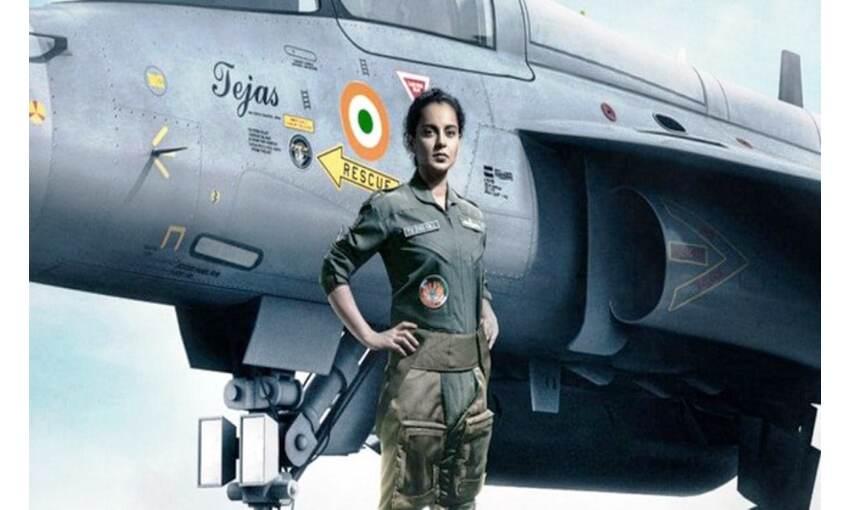 कंगना फिल्म तेजस में फाइटर पायलट किरदार में आएंगी नजर, ले रही ट्रेनिंग