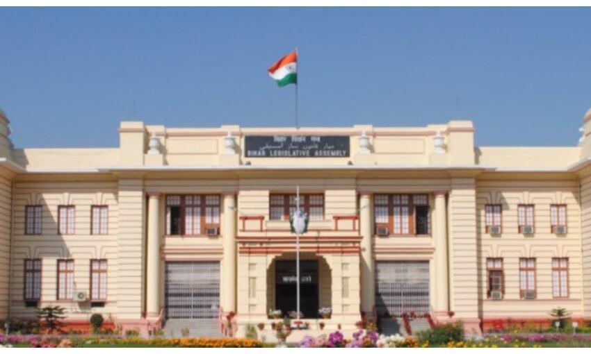 बिहार विधानसभा में मंत्री ने अध्यक्ष को दिखाई उंगली, कहा - सदन ऐसे नहीं चलता