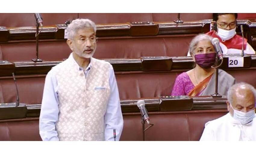 महात्मा गांधी का यह देश नस्लीय भेदभाव से आंखें नहीं फेर सकता : विदेशमंत्री