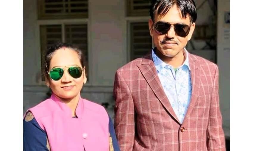 विधायक रामबाई के पति को गिरफ्तार करने पहुंची पुलिस, नहीं मिला