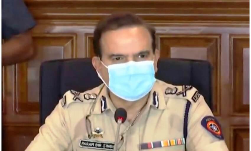 पूर्व कमिश्नर परमबीर सिंह का आरोप,  गृहमंत्री ने 100 करोड़ जमा करने के दिए थे निर्देश