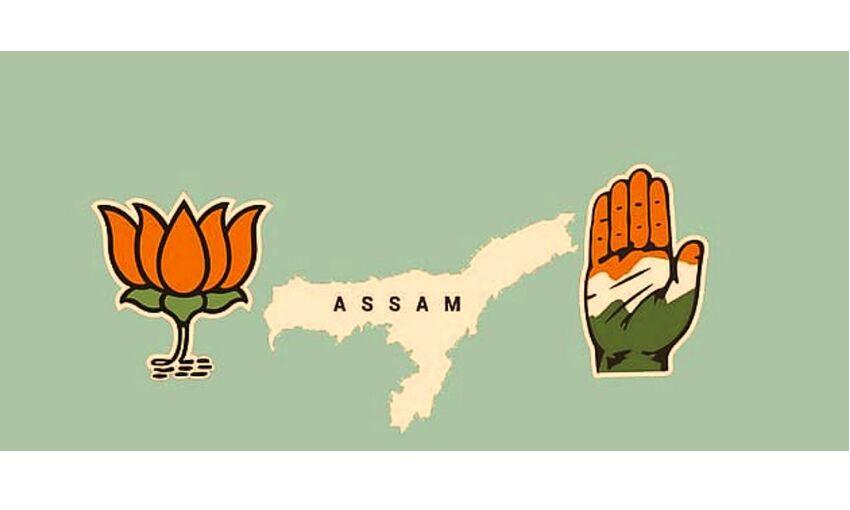 कोरोना काल के बीच असम विधानसभा चुनाव के लिए 47 निर्वाचन क्षेत्रों में तैयारियां जारी
