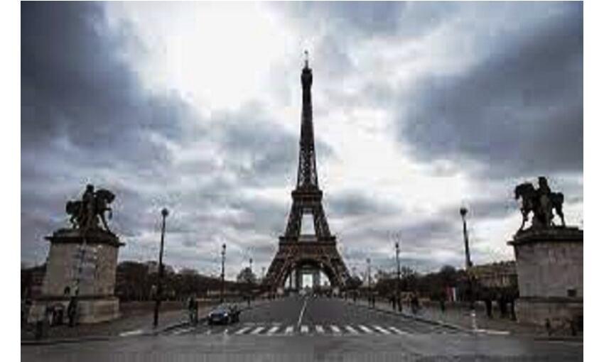 कोरोना के बढ़ते प्रकोप के चलते फ़्रांस में तीसरी बार लागू हुआ लॉकडाउन