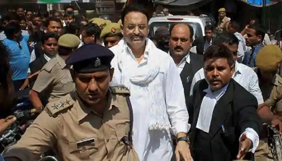 बांदा जेल पहुंचते ही आजमगढ़ पुलिस करेगी मुख्तार अंसारी का वारंट से स्वागत