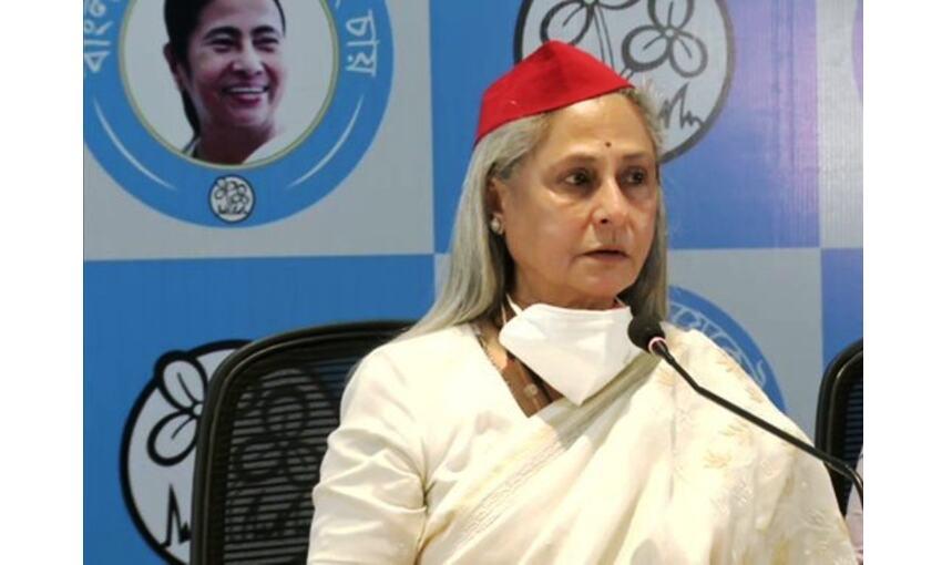ममता बनर्जी को मिला जया बच्चन का समर्थन, टीएमसी के समर्थन में किया रोड शो