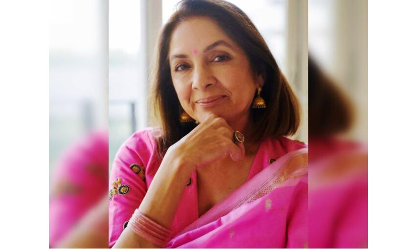 गुडबाय में हुई नीना की एंट्री, अमिताभ बच्चन की पत्नी का निभाएंगी किरदार