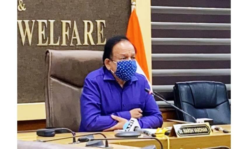 राज्य सरकारें कोरोना को लेकर भ्रम और डर फैला रही है : स्वास्थ्य मंत्री
