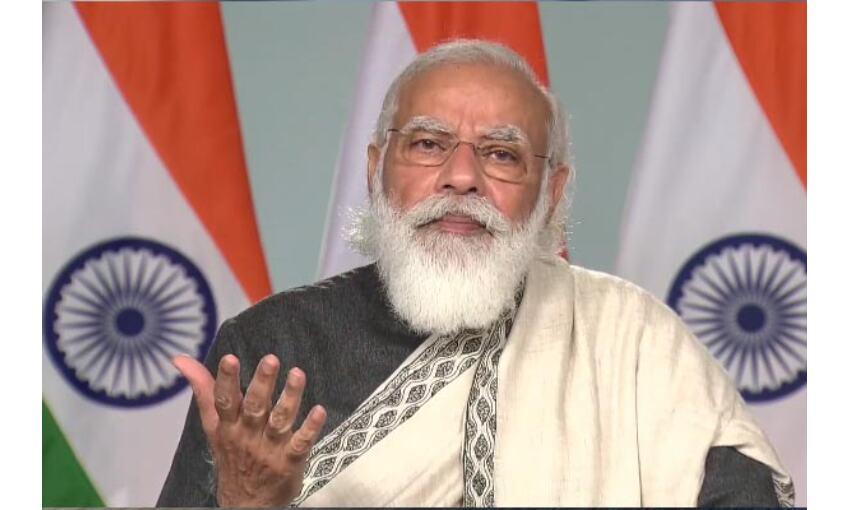 त्योहार देश की विविधता की भावना बताते है : प्रधानमंत्री