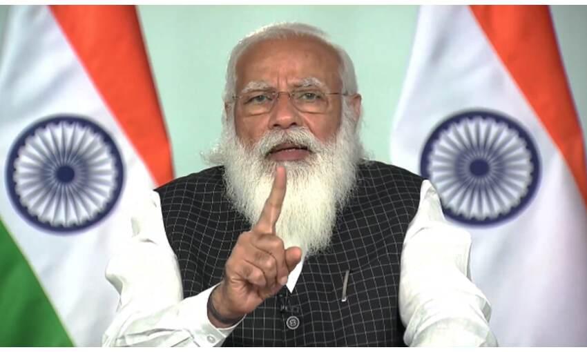 प्रधानमंत्री ने राज्यों से कहा - छोटे स्तर पर कंटेनमेंट जोन बनाए, जांच, उपचार के मंत्र को बढ़ावा दें