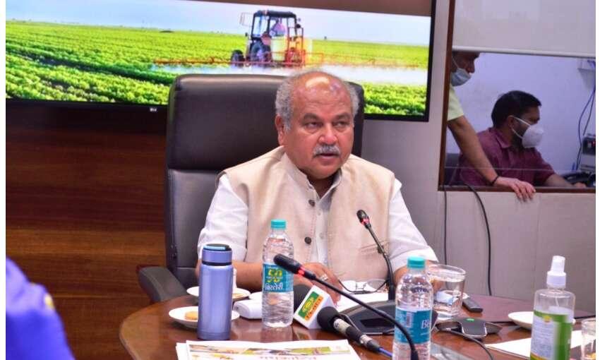 देश के कई किसान संगठन तीनों कृषि कानूनों के समर्थन में : कृषि मंत्री तोमर