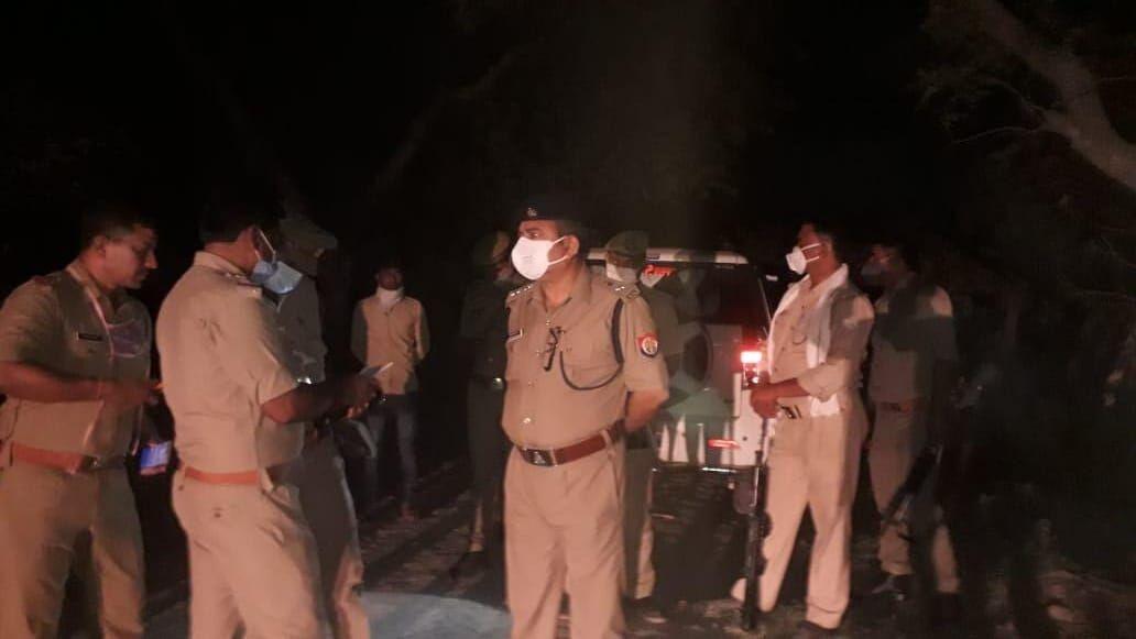 बहराइच: सर्राफा व्यवसाई को गोली मार बदमाशों ने लूट लिया जेवरात भरा बैग