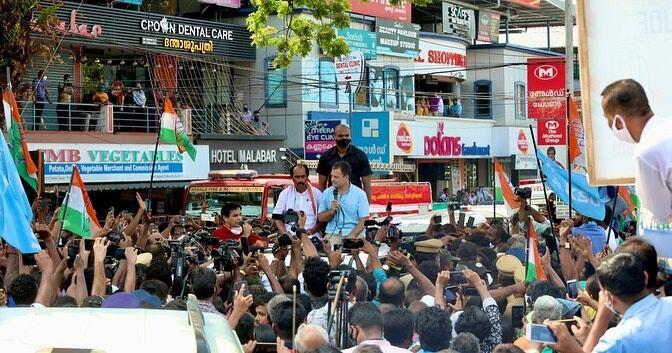तमिलनाडु, केरल और असम में चुनाव खत्म होने के बाद राहुल गांधी ने रद्द की बंगाल में चुनावी रैलियां