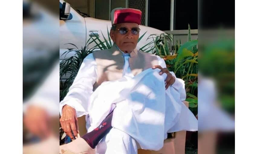 पूर्व मंत्री जयभान सिंह पवैया के 93 वर्षीय पिता का देर रात निधन