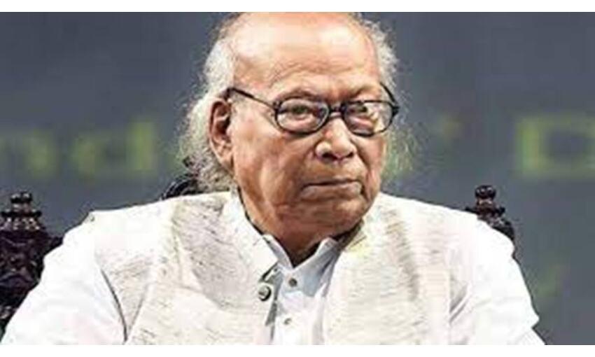 बंगाल के मशहूर कवि शंख घोष का कोरोना से निधन