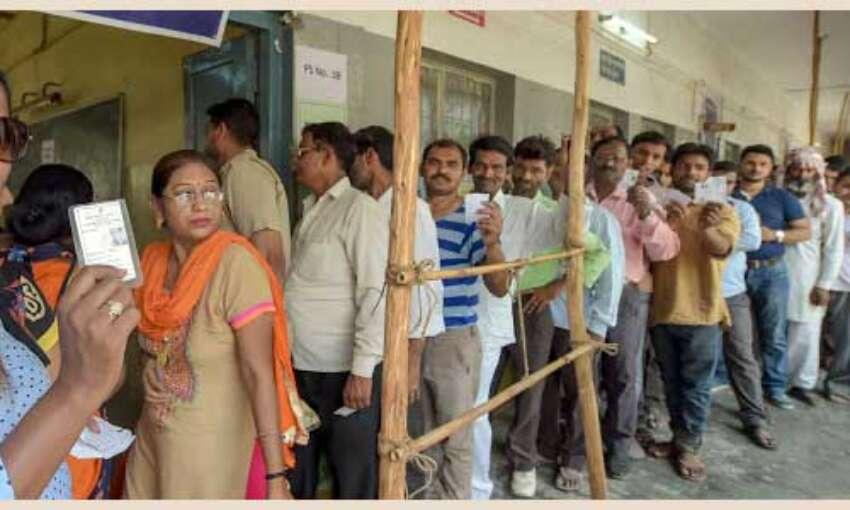 बंगाल में छठवें चरण में 80 फीसदी मतदान, 306 उम्मीदवारों की किस्मत ईवीएम में कैद