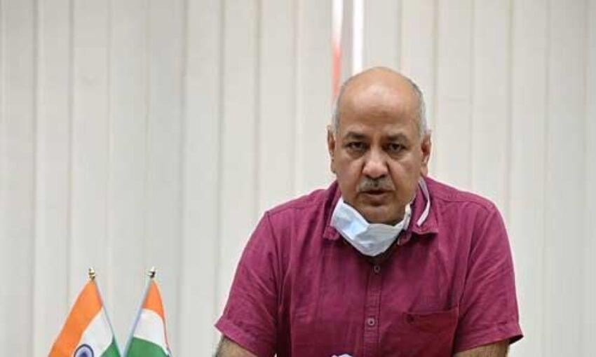 दिल्ली में ऑक्सीजन की कमी के लिए उप्र, हरियाणा की सरकारें जिम्मेदार : मनीष सिसोदिया