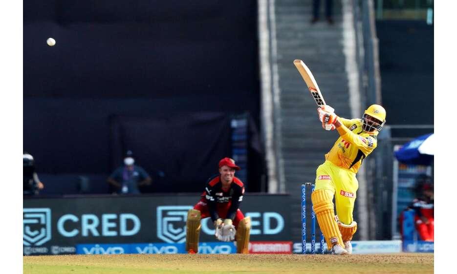 चेन्नई ने आरसीबी को 69 रन से हराया, जडेजा ने किया ऑलराउंड प्रदर्शन
