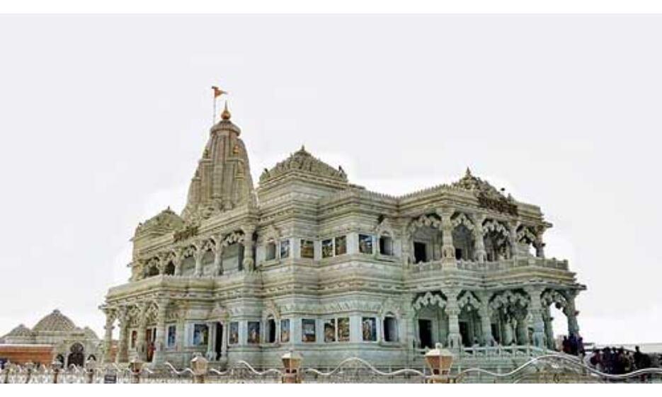 कोरोना कहर में मंदिरों ने बढ़ाया मदद का हाथ, अस्पताल, दवाई की कर रहे व्यवस्था