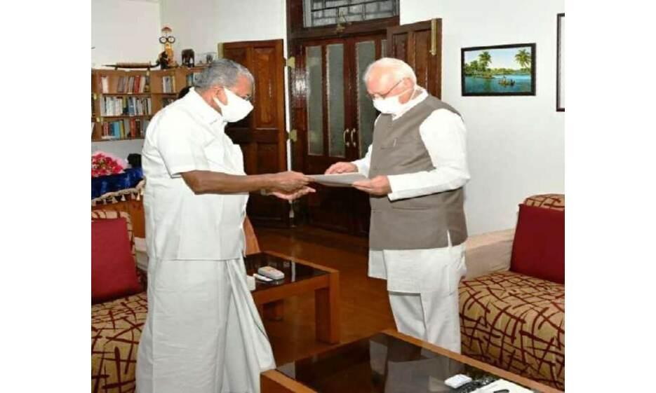 केरल में पिनरई विजयन ने दिया इस्तीफा, जल्द होगा नई सरकार का गठन