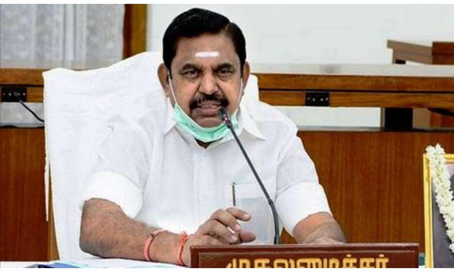मुख्यमंत्री पलानीस्वामी ने दिया इस्तीफा, राज्यपाल ने स्वीकारा