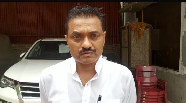 मसाला किंग राजेश अग्रहरि ने ऑक्सीजन प्लांट के दिए 50 लाख