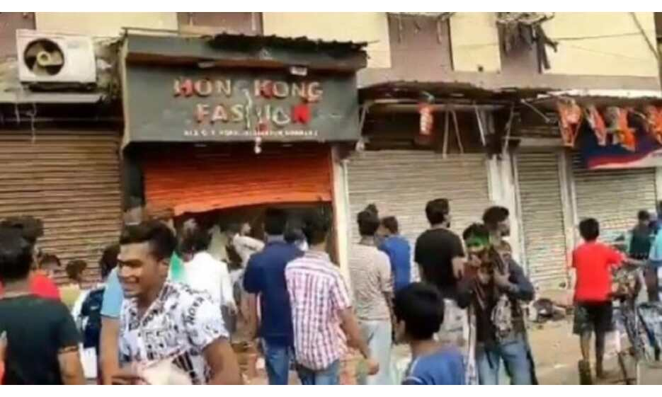 पश्चिम बंगाल में बेलगाम हुए तृणमूल के गुंडे, भाजपा कार्यकर्ता की दुकान लूटी