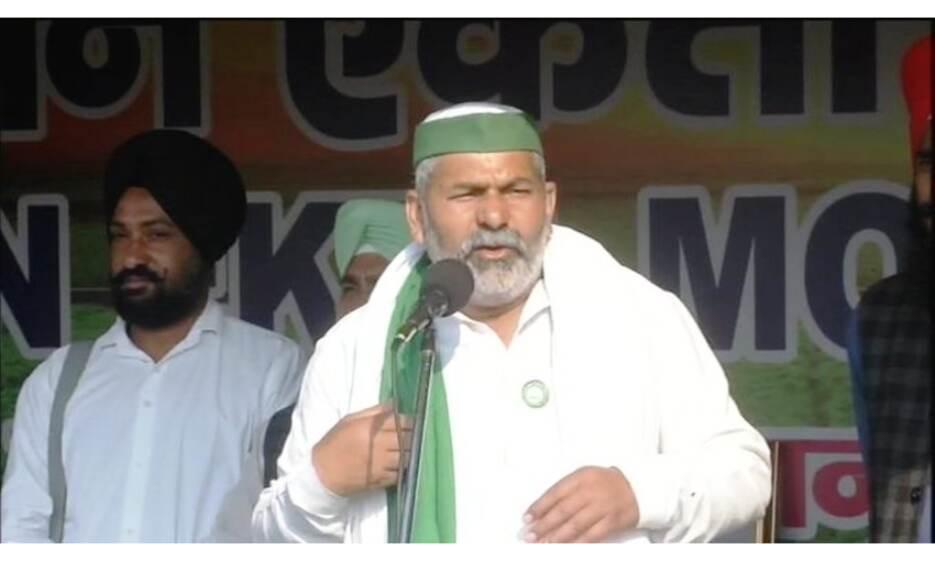 किसान संगठन 26 मई के बाद लेंगे बड़ा फैसला : राकेश टिकैत