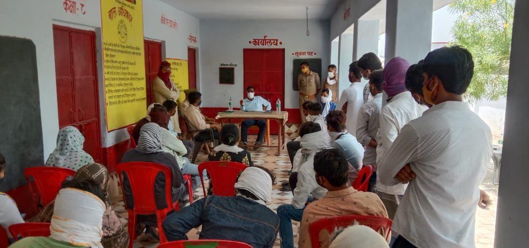 यूपी: इस गांव में तालीबानी सोच से होती रहीं मौतें, विशेष मजहब के लोगों ने बिगाड़े हालात
