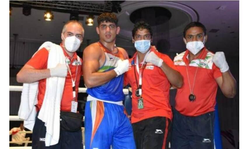 एशियन बॉक्सिंग चैम्पियनशिप : संजीत कुमार ने गोल्ड, अमित पंघाल और शिव थापा ने जीता रजत