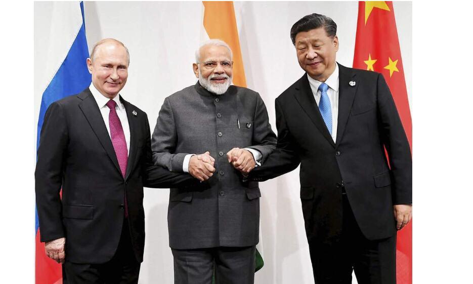 भारत -चीन गतिरोध पर पुतिन ने दिया बयान, कहा - मोदी और जिनपिंग मिलकर सुलझा सकते हैं विवाद
