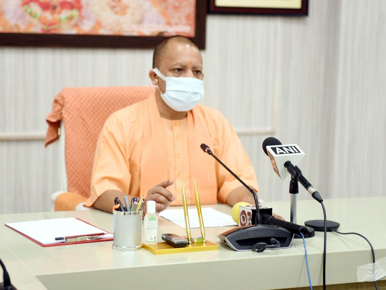 योगी के सहारे ही यूपी में चुनावी वैतरणी पार करेगी भाजपा, मुख्यमंत्री की सक्रियता को सकारात्मक मान रही पार्टी