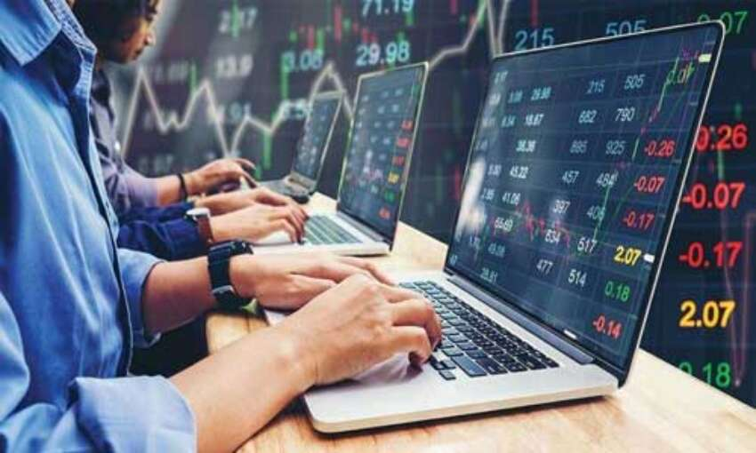 शेयर बाजार शुरूआती तेजी के बाद फिसला, बैंक और मेटल सेक्टर में बिकवाली