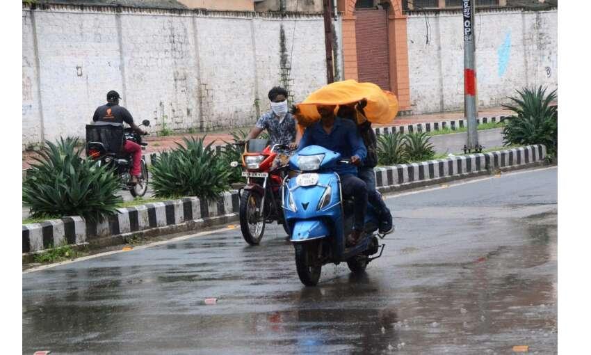 मप्र में 12 जून तक प्रवेश करेगा मानसून, भारी बारिश की संभावना