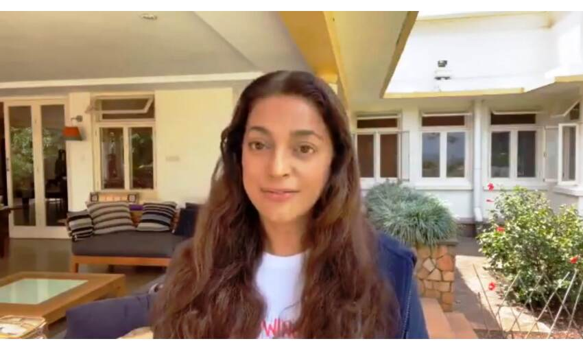 5G केस में कोर्ट की डांट के बाद जूही चावला ने वीडियो जारी कर की ये मांग