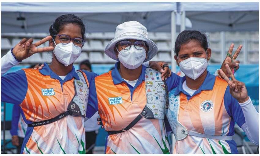 प्रधानमंत्री मोदी ने तीरंदाजी विश्व कप में शानदार प्रदर्शन के लिए खिलाडियों को दी बधाई