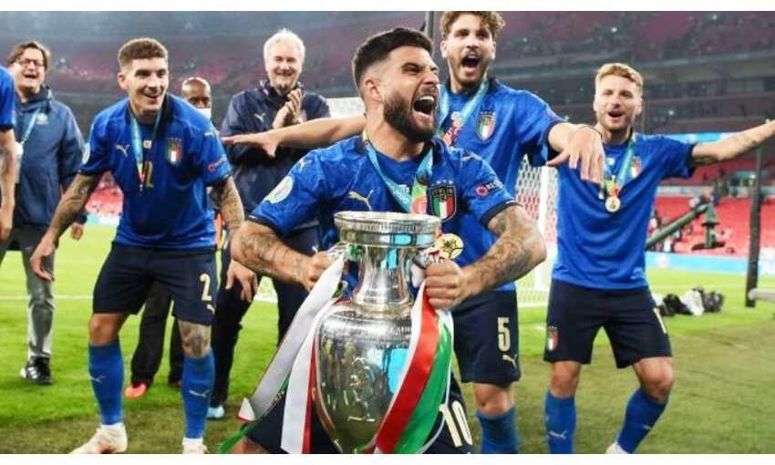 इटली ने दूसरी बार जीता यूरो कप, इंग्लैंड  इंग्लैंड को 3-2 से हराया
