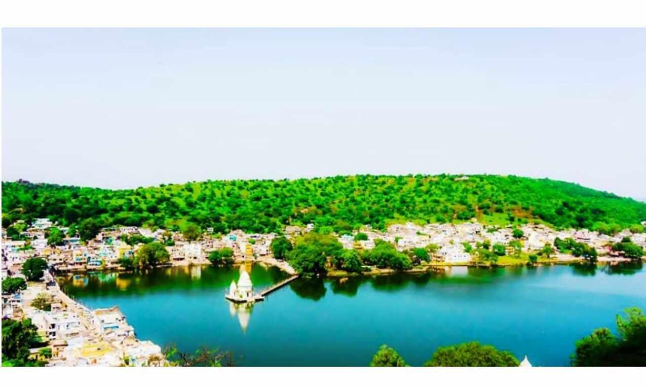 भारत का सबसे बड़ा सेप्टिक टैंक परसराम झील