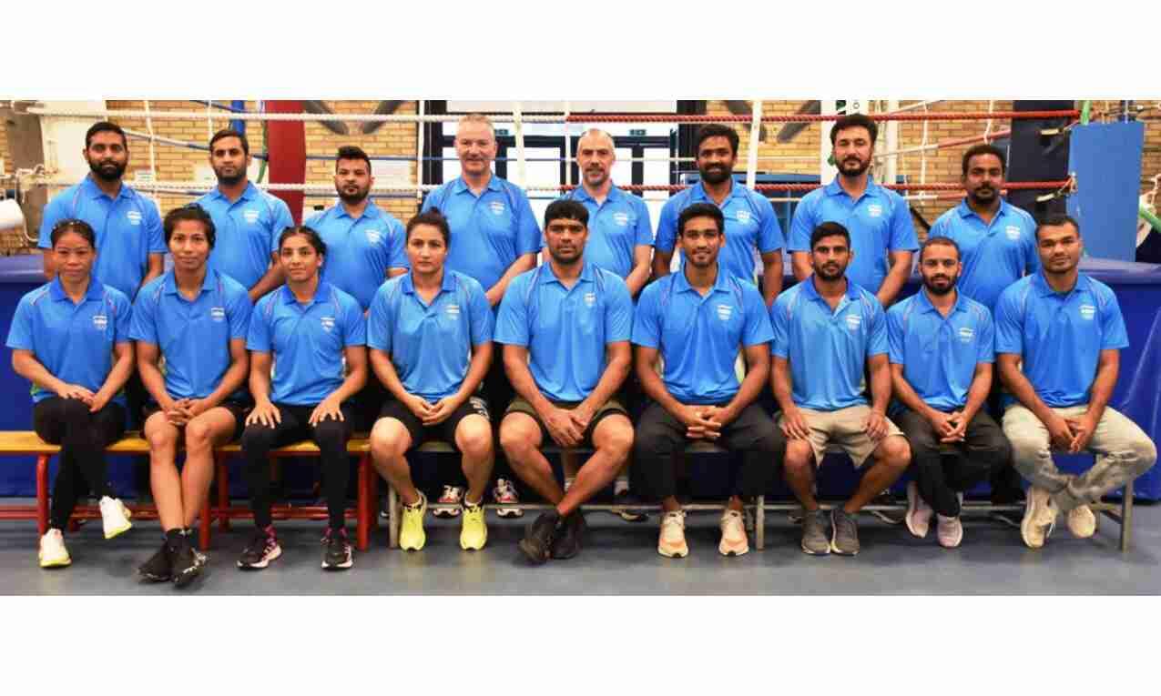 ओलंपिक के लिए टोक्यो पहुंची भारतीय मुक्केबाजी टीम, 127 भारतीय एथलीटों ने क्वालिफाई