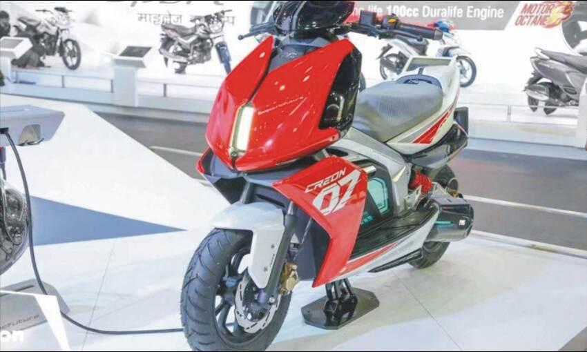 TVS जल्द लांच करेगी नया E-Scooter Creon, 1 चार्ज में चलेगा 80 किलोमीटर