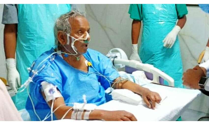 पूर्व मुख्यमंत्री कल्याण सिंह की स्थिति गंभीर, लाइफ सेविंग सपोर्ट सिस्टम पर रखा गया