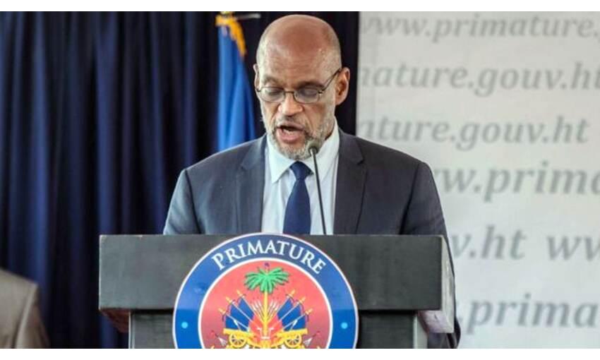 एरियल हेनरी ने ली शपथ, हैती के प्रधानमंत्री नियुक्त