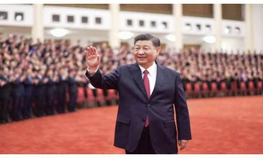 चीन के राष्ट्रपति शी जिनपिंग पहली बार पहुंचे तिब्बत, ब्रह्पुत्र नदी का किया दौरा