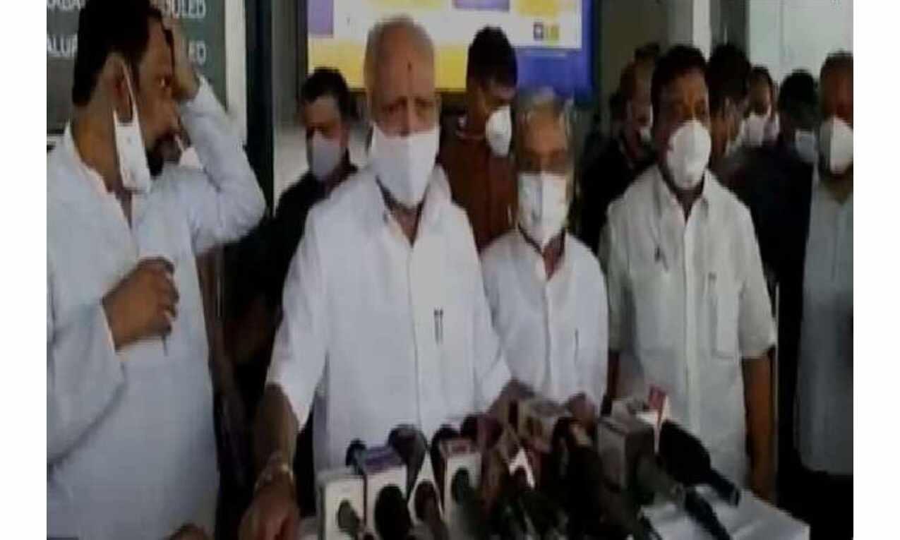 कर्नाटक में मुख्यमंत्री बदलने की अटकलें, येदियुरप्पा ने कहा- जल्द  आ सकता है फैसला