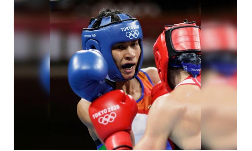 ओलंपिक : लवलीना ने बॉक्सिंग में पदक की उम्मीद जगाई, हॉकी टीम ने जीत से की वापसी