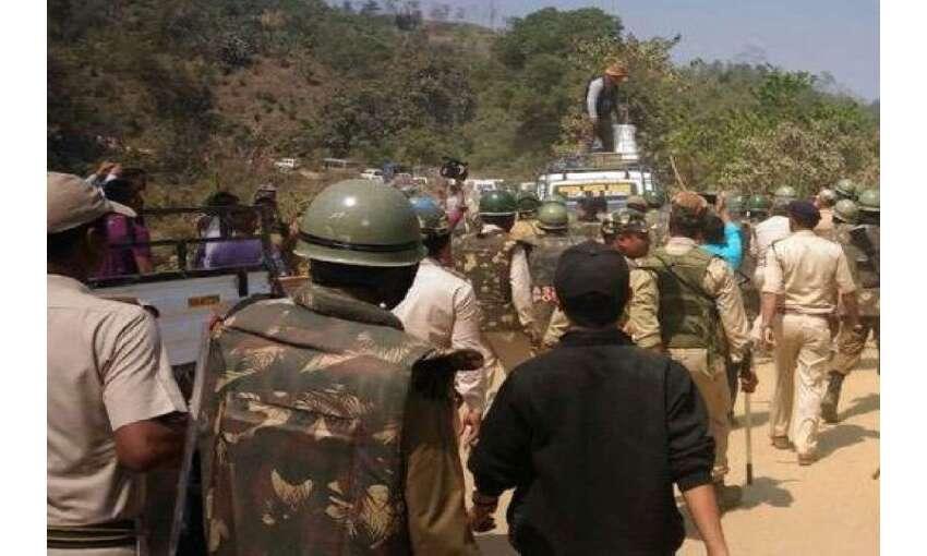 केंद्रीय गृहमंत्री शाह की दखल के बाद असम-मिजोरम विवाद शांतिपूर्ण नतीजे की तरफ बढ़ा