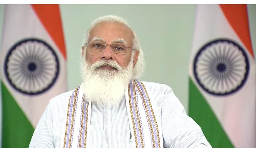 देशवासी अमृत महोत्सव मनाते हुए देश को नई ऊंचाई पर ले जाने का कार्य करते रहेंगे : प्रधानमंत्री