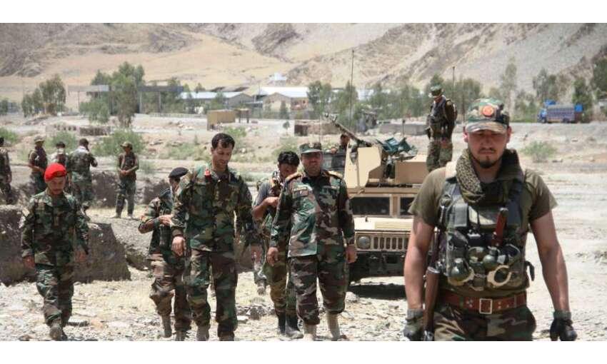 अफगान सुरक्षाबलों का गुजारा जिले पर कब्जा, तालिबानियों को खदेड़ा