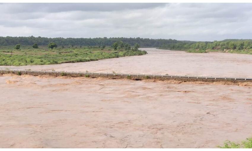 ग्वालियर-चंबल अंचल सहित प्रदेश में तेज बारिश, श्योपुर में नदियां खतरे के निशान से ऊपर