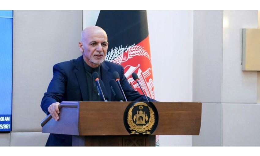 अफगानिस्तान की छह माह बाद बदलेगी स्थिति : अशरफ गनी