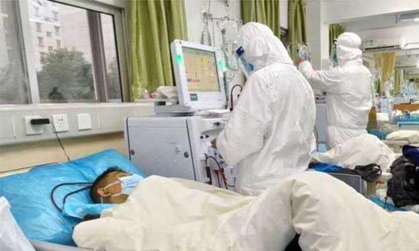 बीते 24 घंटों में कुल 31 हजार, 923 नए मरीज,  282 लोगों की मौत
